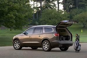 RPO CentralThe 2012 Buick Enclave Remains Virtually