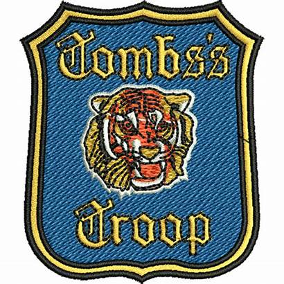 Polo Tombs Troop Battery Shirts