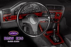 Bmw E30 3 Series Interior Dash Trim Kit 3m 3d 10