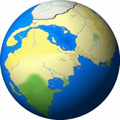 Globe Earth Animated Cliparts Cartoon Animation Gifs