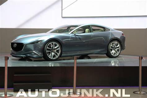 Mazda Shinari Concept Fotos Autojunknl 52948