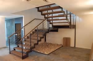 Taille Escalier Quart Tournant by Escalier Avec Ou Sans Contremarches Le Blog Passion Bois