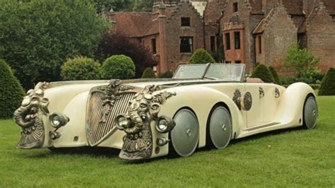 10 of the the rarest and most expensive cars in the world