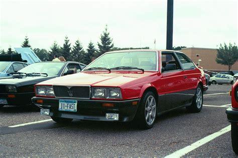 1985 Maserati Biturbo by 1985 Maserati Biturbo 16 Car Desktop Background
