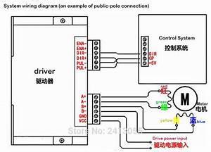 2020 Tb6600 4a 9 42v Stepper Motor Driver Cnc Controller