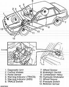 Volvo 850 Abs  U0026 Tracs Service Manual