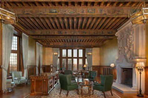 darlington   million historic mega mansion  mahwah