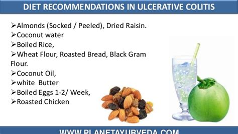 Health & diet food co ltd, diet for ulcerative colitis