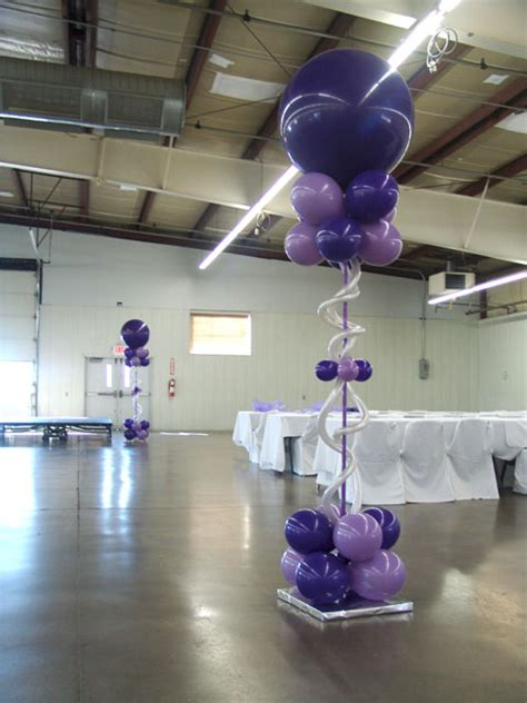 Fill up the ceiling with balloons to achieve this impressive. wedding centerpieces | Balloons Denver