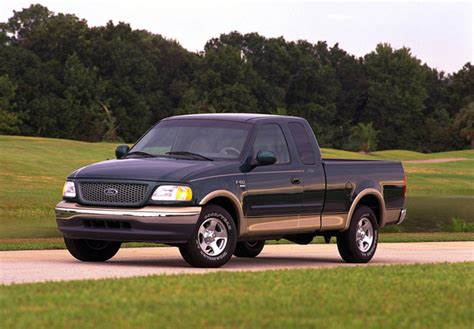 Dfsk Supercab Wallpaper by Ford F 150 Supercab 1997 2003 Wallpapers