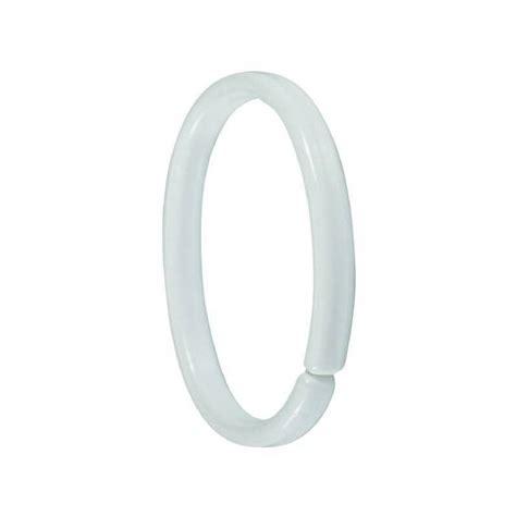 anneau plastique pour rideau de douche plastique