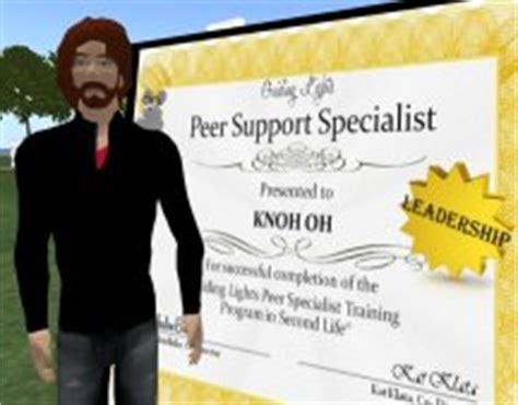 Certified Peer Support Specialist In Sl Johnnorrisnet