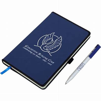 Notebook Message Pen Notebooks Printed Colour Hotline