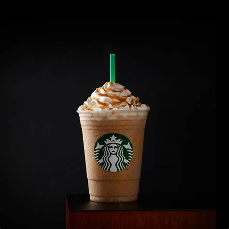 The iced versions of these drinks (such as the iced caramel macchiato, iced tiramisu latte, and the iced caffe mocha) contain 75 mg caffeine in a starbucks' website doesn't list complete nutritional information for its coffee frappuccino light blended beverage, but it does say that a grande coffee. Caramel Frappuccino® Blended Coffee   Starbucks Coffee Company