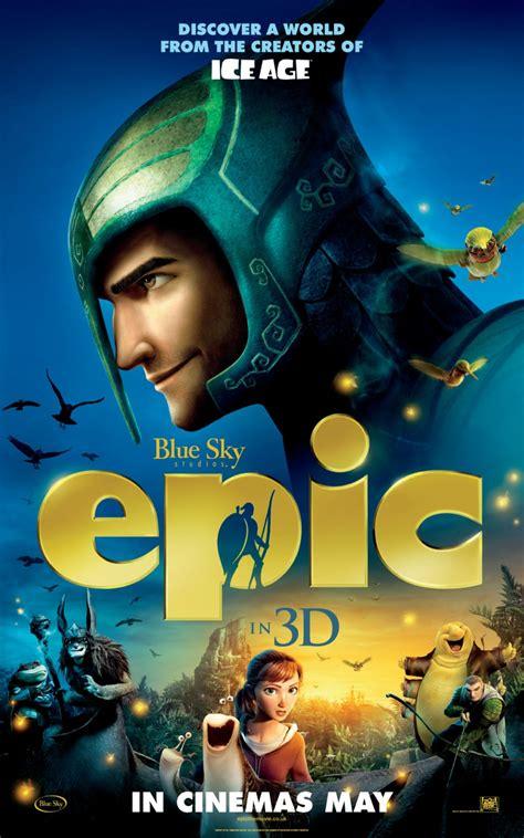 Epic DVD Release Date | Redbox, Netflix, iTunes, Amazon