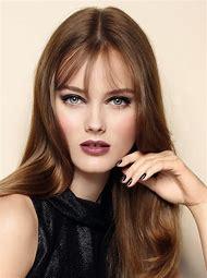 Medium Natural Brown Hair Color