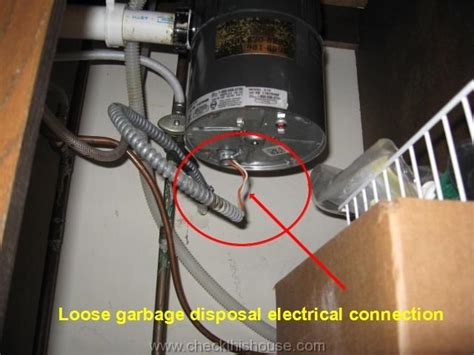 Garbage Disposal Wiring Kitchen Safety