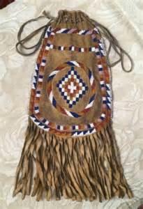 Apache Native American Indian Medicine Bag
