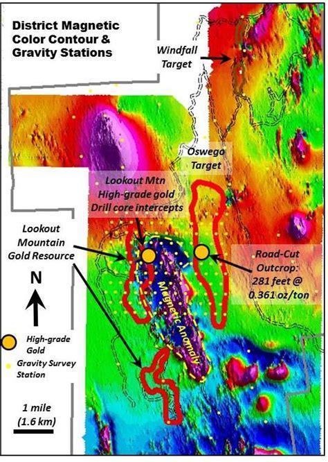 Timberline Commences Drilling at Elder Creek, Gravity ...