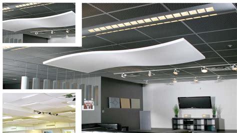 Polystyrene Ceiling Panels Brisbane by Acoustic Clouds Melfoam Acoustics