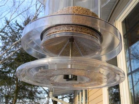 weather proof bird feeder