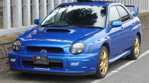 Subaru Impreza Wrx Sti For Sale subaru impreza wrx sti for sale at jdm expo japan import