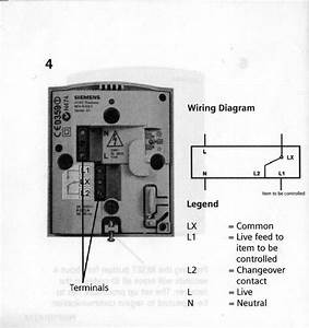 Siemens Rdh10rf Wireless Thermostat