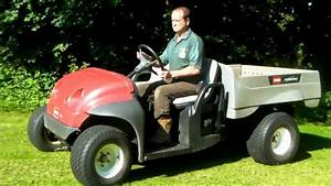 Used Toro Twister Workman 2110 - Powercutuk