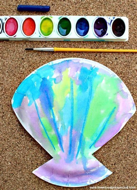 host  ocean playdate beach themed crafts preschool
