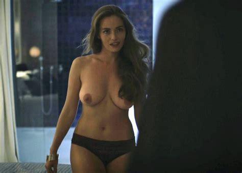 Susana Abaitua Desnuda Ense A Las Tetas En S Qui N Eres Fotos Er