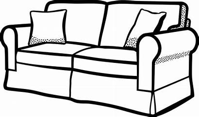 Clipart Furniture Sofa Clipartmag