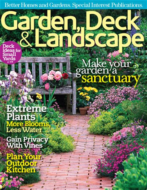 gardening mags garden deck and landscaping magazine pdf
