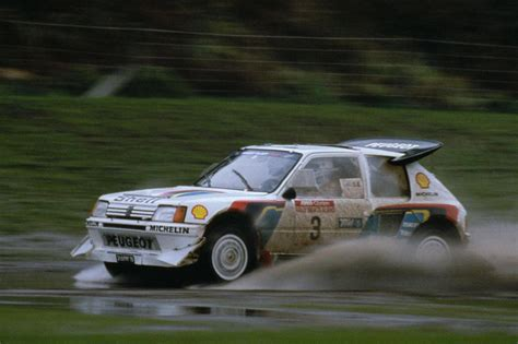 Peugeot 205 T16 by Lo Scatto In Corsa Peugeot 205 T16