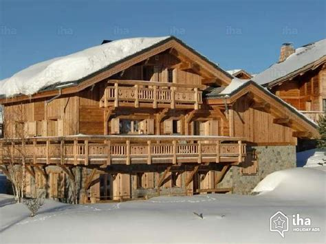chalet for rent in a hamlet in alpe d huez iha 634