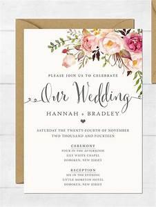 free printable wedding invitation templates With free jpg wedding invitations