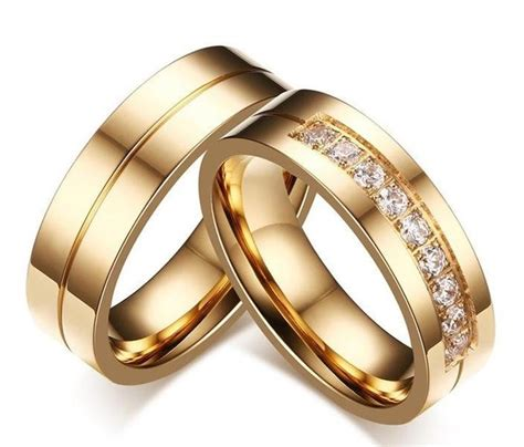 in islam is it permissible for and to wear wedding ring quora