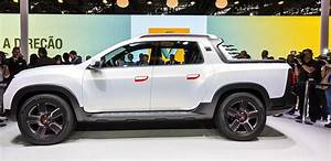 Renault Is Set To Unveil The  Duster  Oroch Show Car In A