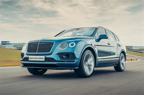 Bentley Bentayga Picture by New Bentley Bentayga Speed 2019 Review Pictures Auto