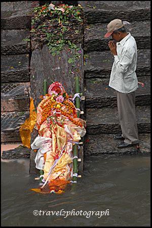 hindu death rituals  beliefs part  travelphotograph