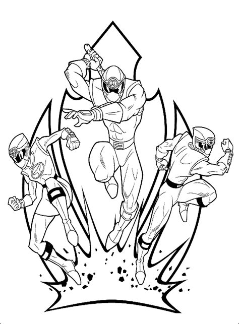 power rangers coloring pages dr odd