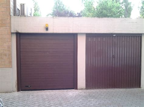basculante sezionale sostituzione porta basculante con portone sezionale