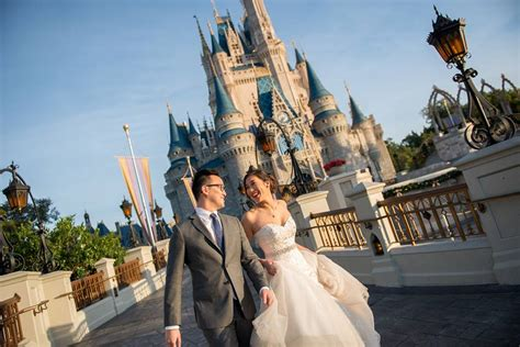 The Disney Weddings Showcase Gives Us A Glimpse Into