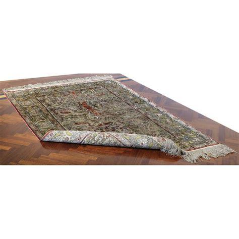 tappeti hereke tappeto in seta oro hereke 41 galleria sant emiliano