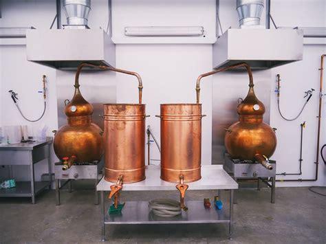 Visit gin distilleries in the UK | Journey Magazine