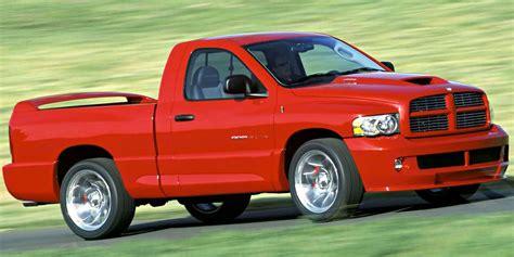 New Dodge Hellcat Truck by The Dodge Ram Srt 10 Was The Hellcat