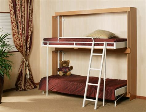 wall mounted bed ls bedroom nursery wall mounted bunk beds for small