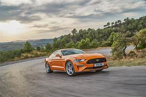Refreshed 2018 Ford Mustang Coupe & Convertible Revealed - carmagram