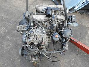 Citroen Xantia 1997 1 9 Td Turbo Complete Engine