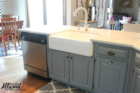 how to install a farmhouse sink in existing cabinets farmhouse sink tips for your kitchen installation