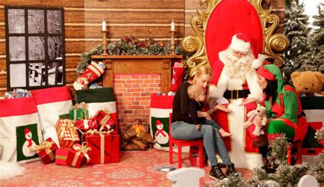 How To Install A Fireplace Surround by Indoor Christmas Grotto Hire Great Grottos Ltd
